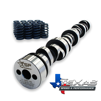 "LS1/LS2/LS6 Texas Speed & Performance ""Low Lift"" Cam Package w/LS6 Valve Springs"