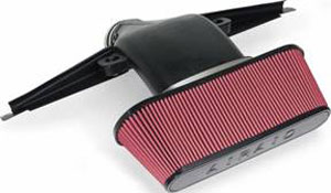 2005-07 Corvette C6 LS2 AIRAID Cold Air Intake System w/SynthaMax Non Oiled Air Filter