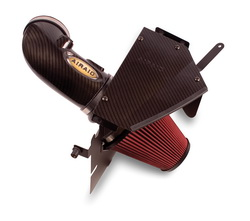 2009+ Cadillac CTS-V AIRAID Cold Air Intake (Carbon Fiber Finish) w/SynthaMax - Non Oiled Air Filter