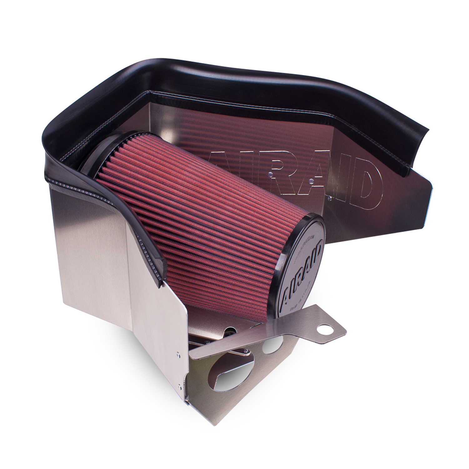 2008-2009 Pontiac G8 AIRAID SynthaMax Dry Red Filter Cold Air Intake - w/o Tube