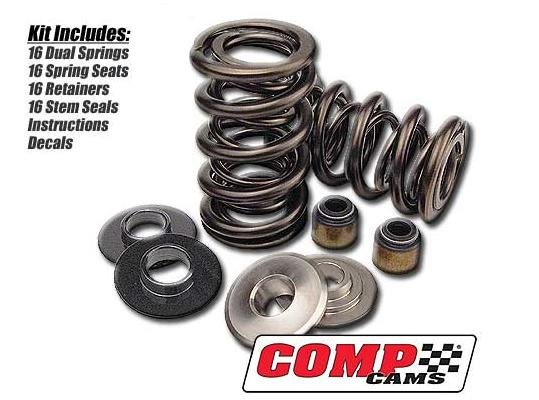 LS Series Comp Cams Dual Valve Spring Upgrade Kit (921-Kit)