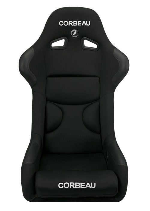 Corbeau FX1 Pro Seats - Black Cloth