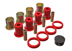 1982-1992 Fbody Energy Suspension Rear Control Arm Bushing Kit - Red