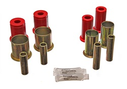1982-1992 Fbody Energy Suspension Front Control Arm Bushing Kit - Red