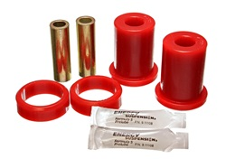 2004-2006 Pontiac GTO Energy Suspension Front End Control Arm Bushing Kit - Red