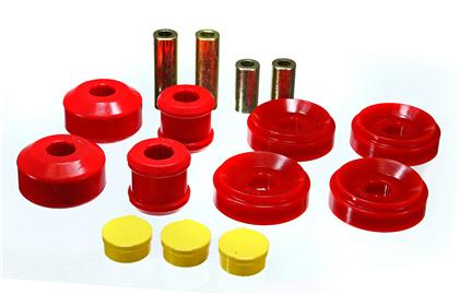 2010-2012 Camaro Energy Suspension Front Control Arm Bushing Set - Red