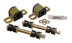 82-02 Fbody Energy Suspension 21mm Polyurethane Rear Swaybar Bushing Kit w/Endlinks - Black