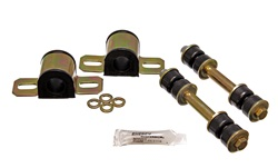 82-02 Fbody Energy Suspension 24mm Polyurethane Rear Swaybar Bushing Kit w/Endlinks - Black