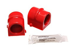 2004-2006 Pontiac GTO Energy Suspension Front 28mm Swaybar Bushing Kit - Red