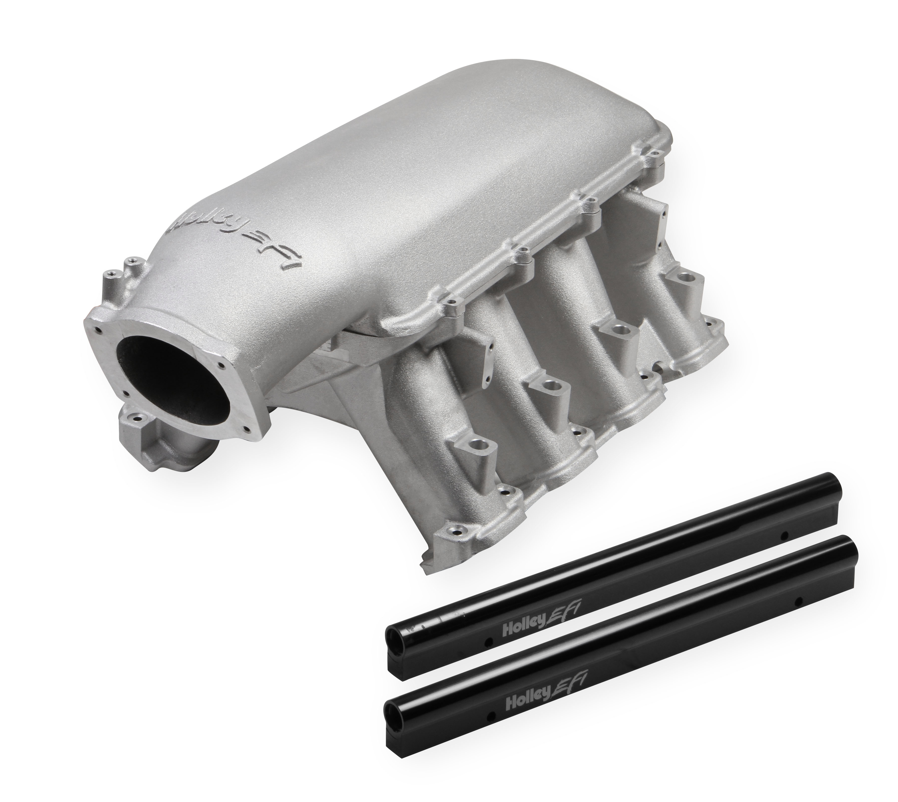 GM Gen V LT1 Holley Hi-Ram Intake Manifold 105mm w/Port EFI Provisions & Fuel Rails