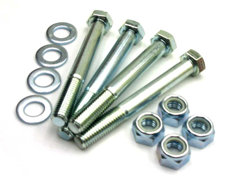 82-02 UMI Performance Rear Control Arm Bolt Upgrade Kit