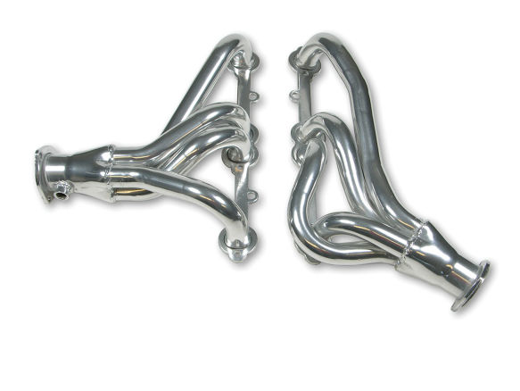 "82-92 Fbody V8 Flowtech 1 1/2"" Shorty Headers - Ceramic Coated"