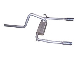 98-02 Fbody LS1 Gibson Performance Stainless Steel Catback Exhaust System