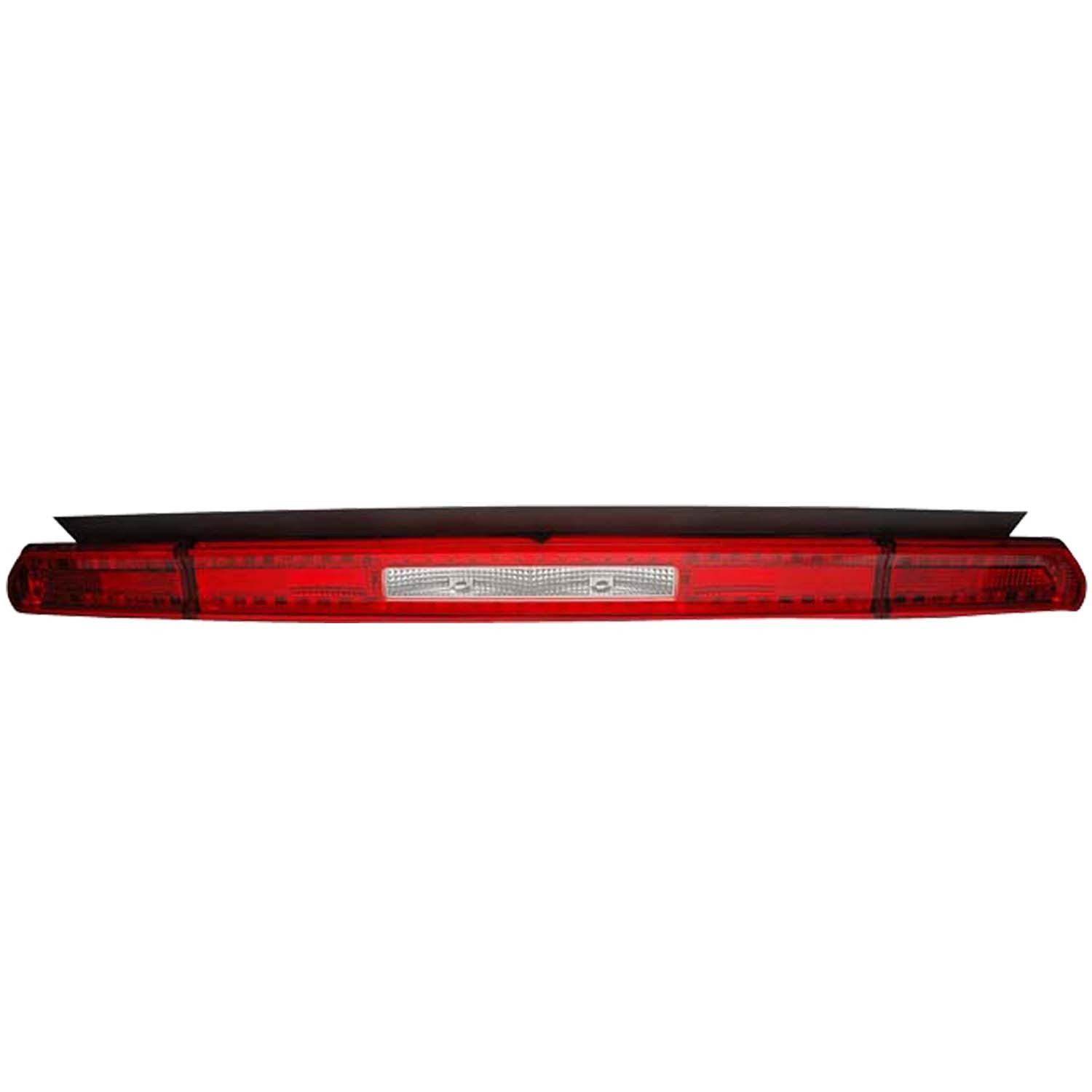 2008-2010 Dodge Challenger ANZO LED Tail Lights w/Clear Lens & Red Housing