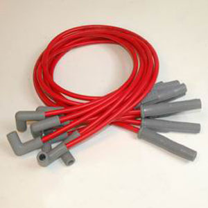 94-95 Ford Mustang GT/Cobra MSD 8.5mm Spark Plug Wires (Red)