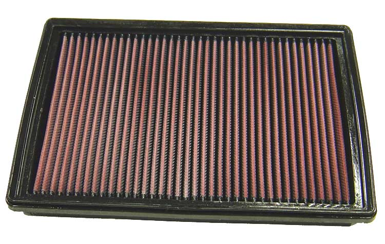 2008+ Dodge Challenger V8 5.7L/6.1L K&N Air Filter (Stock Replacement)