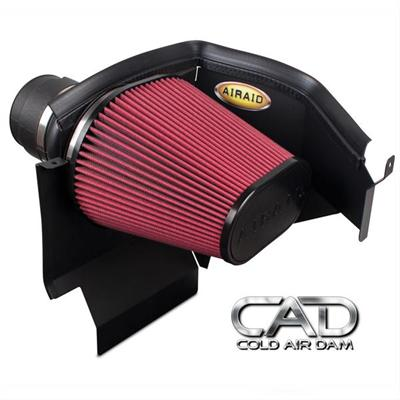 2011+ Dodge Charger/Challenger/300C V6/V8 3.6L/5.7L/6.4L AIRAID Cold Air Intake System w/SynthaMax Non Oiled Air Filter