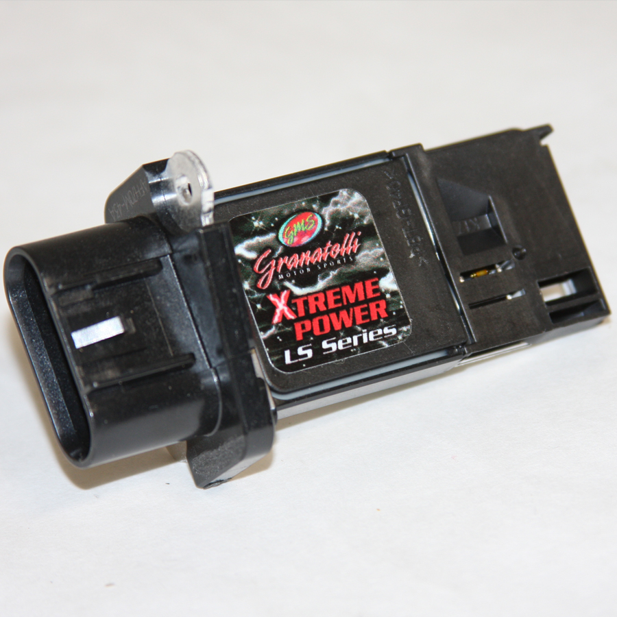 2006-2013 C6 Corvette Granatelli Motorsports Slot Style Mass Air Flow Sensor w/Cold Air Tuning