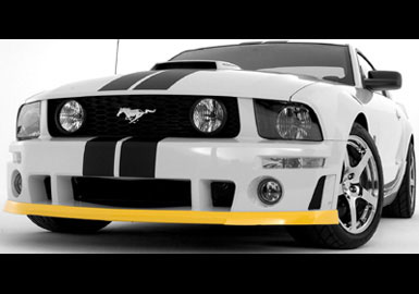 2005-2009 Ford Mustang Roush Performance Front Chin Spoiler