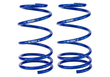 2005+ Ford Mustang Roush Performance Lowering Springs - Front