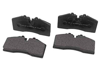 2005+ Ford Mustang GT Roush Performance Front Brake Pads - For Roush 4 Piston Calipers