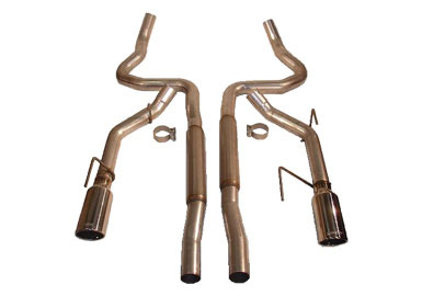 2005-2009 Ford Mustang GT/GT500 Roush Performance Exhaust Extreme Performance Kit