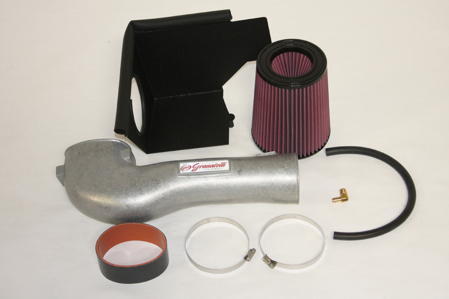 2010 Ford Mustang 4.6L Granatelli Motorsports Cold Air Intake - Cast Finish