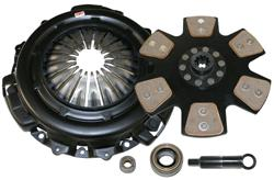 1997-2004 C5 Corvette Competition Clutch Kit Performance Stage 5.5 - Six Puck Ceramic