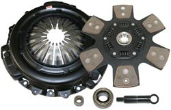 1997-2004 C5 Corvette Competition Clutch Kit Performance Stage 5 - Six Puck Ceramic