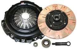 1997-2004 C5 Corvette Competition Clutch Kit Performance Stage 4 - Segmented Cerametalic