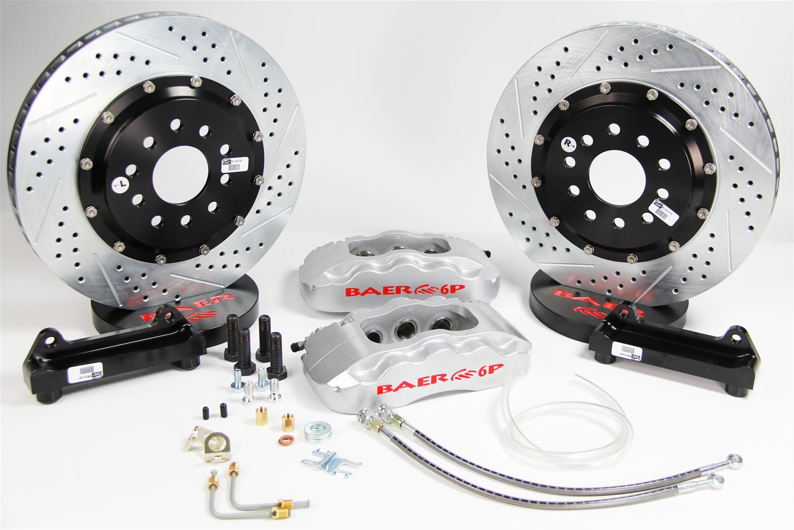 93-02 LS1/LT1 Fbody Baer Brake Claw Pro-Plus Disc Brake Kits