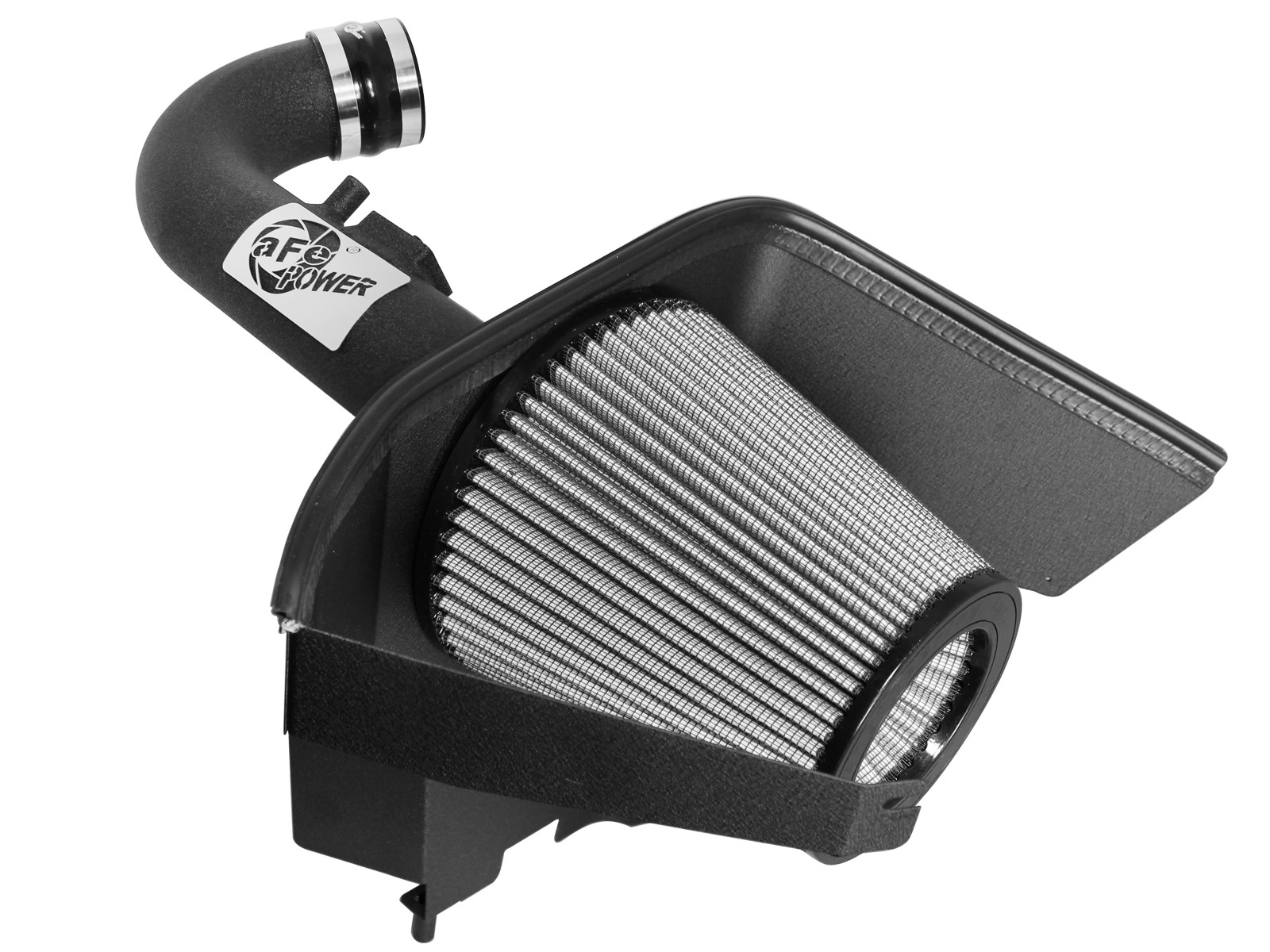 2010-2011 Camaro 3.6L V6 aFe Power Magnum Force Stage-2 Dry S Cold Air Intake System