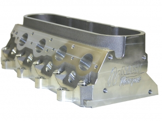 "Mast Motorsports Rectangular Port LS3 12 Degree 4.125""-4.200"" 6-Bolt Large Bore CNC - Bare Heads"