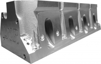"Mast Motorsports Cathedral Port 215cc 11 Degree 3.900""-3.930"" 215 Small Bore CNC - Bare Heads"