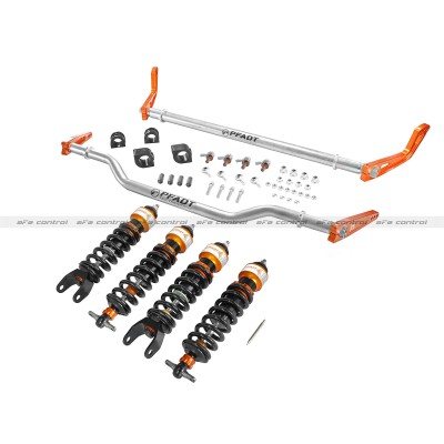 05-13 C6 Corvette aFe Control PFADT Series Stage 2 Suspension Package