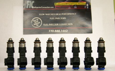 LS2/LQ4/L92 Fuel Injector Connection Bosch 52lb/hr EV14 High Impendance Injectors
