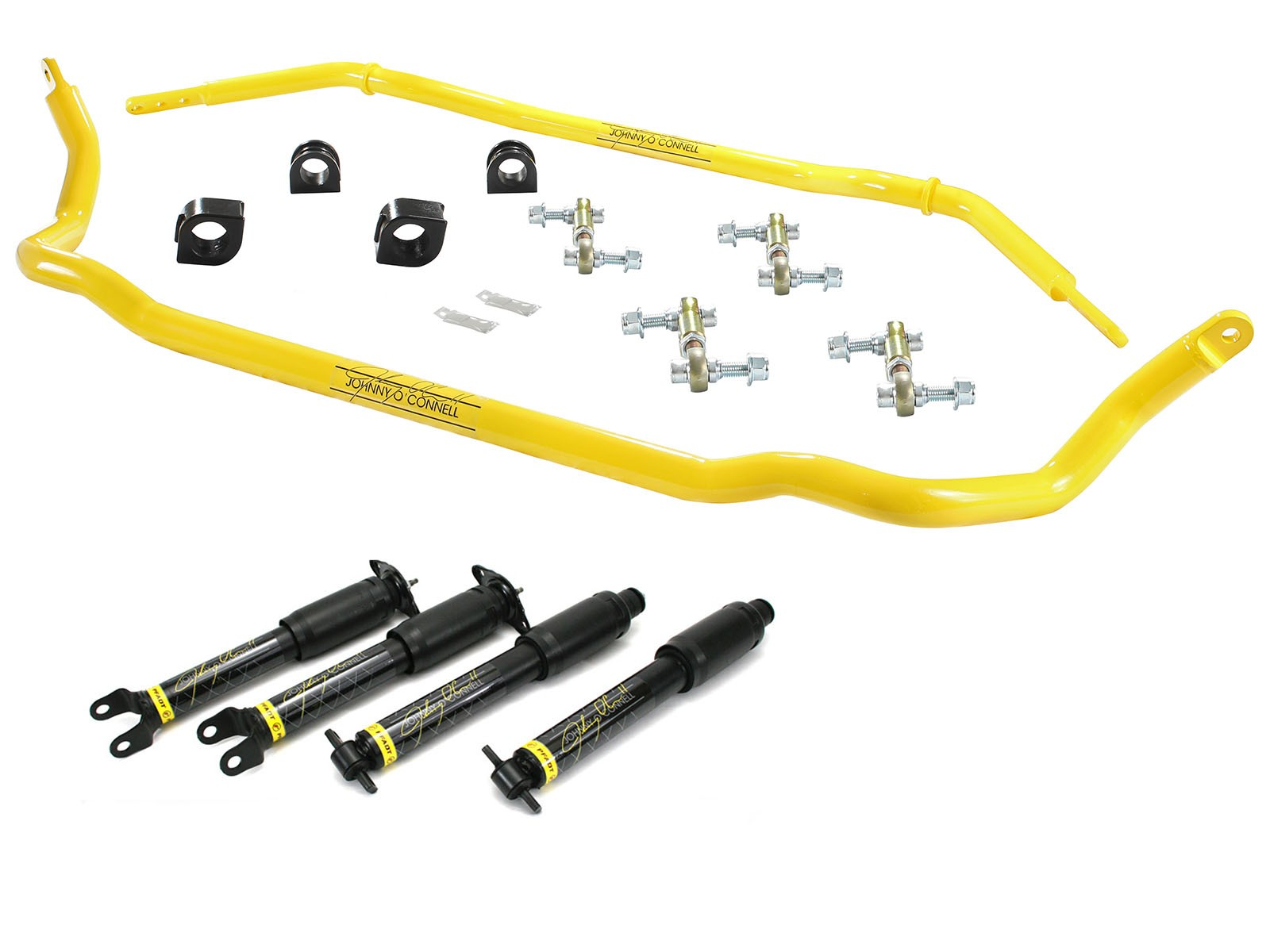 1997-2013 C5/C6 Corvette aFe Power aFe Control Johnny O'Connell Stage 1 Suspension Package