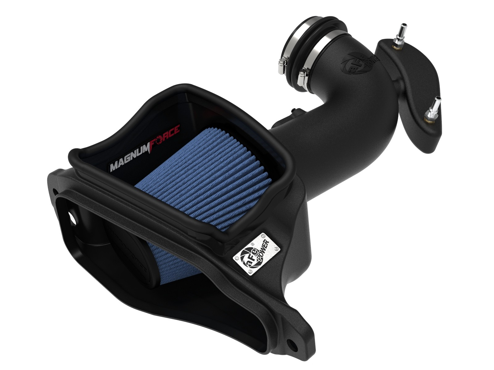 2014-2019 C7 Corvette aFe Power Magnum FORCE Stage-2 Cold Air Intake System w/Pro 5R Filter