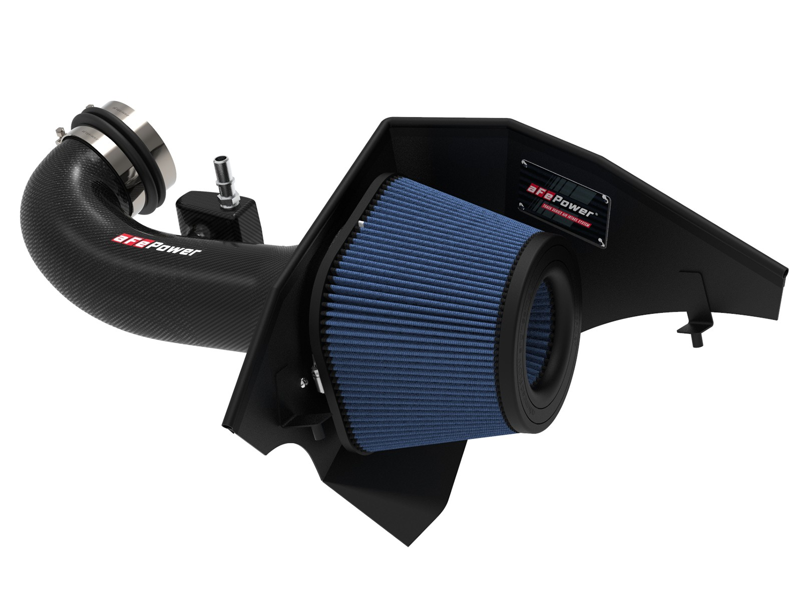 2016+ Camaro SS 6.2L V8 AFE Power Magnum FORCE Carbon Fiber Stage-2 Track Series Pro 5R Cold Air Intake System