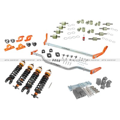 06-13 C6 ZO6/ZR1 Corvette aFe Control PFADT Series Stage 3 Suspension Package