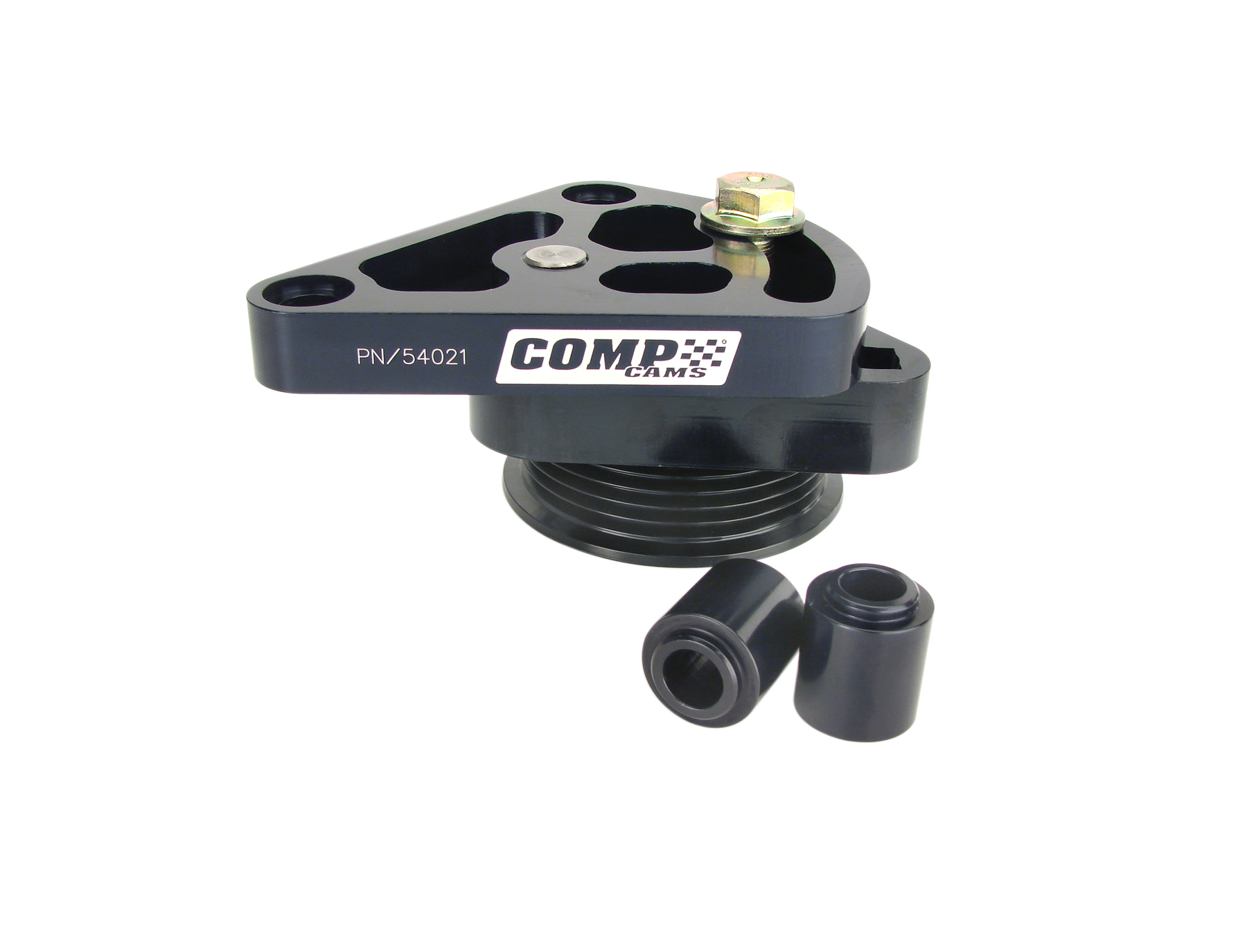 Comp Cams Belt Tensioner with Idler Pulley for GM LS Engines