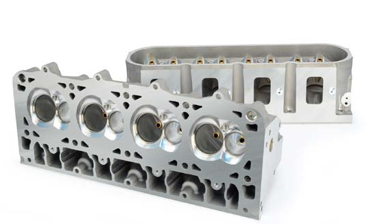 "LS7 RHS Pro Elite 3.900"" Bore CNC Ported Cylinder Heads"