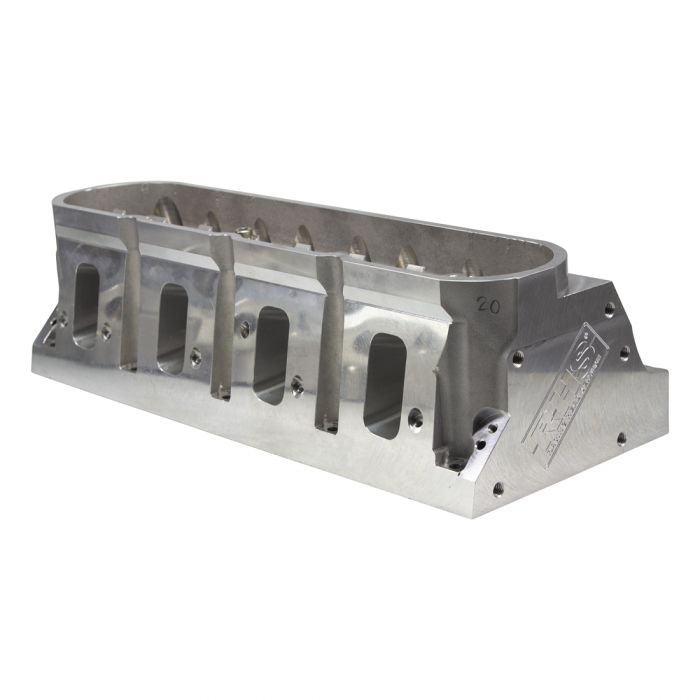 RHS Pro Elite GM LS3 CNC-Port 6-Bolt Aluminum Cylinder Head - Bare