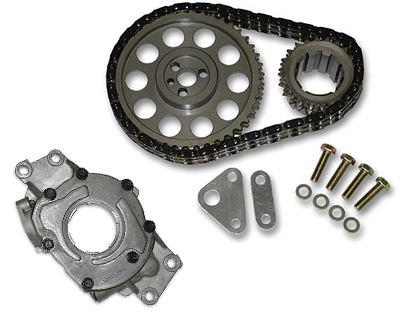 98-02 LS1 SLP Heavy Duty Oil Pump/Timing Chain Package