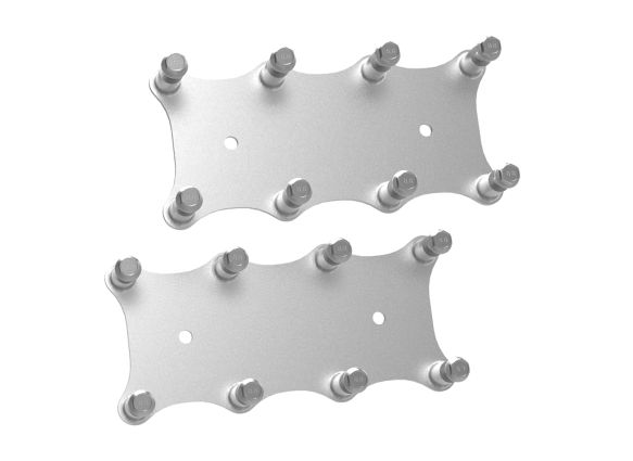 Gen IV LS Holley Remote Coil Relocation Brackets