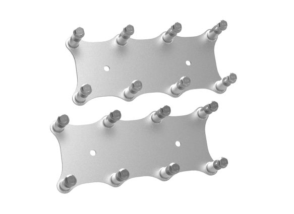 Gen V LS Holley Remote Coil Relocation Brackets