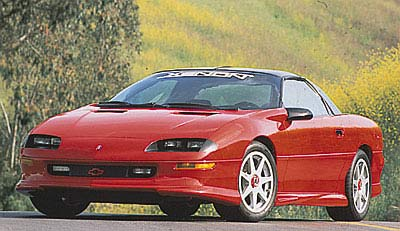 93-97 Camaro Xenon Body Kit