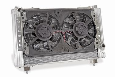 2010-2011 Camaro SS Flex-a-Lite Aluminum Radiator and Fan Combination