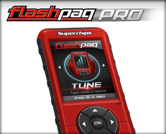 Superchips GM Flashpaq F5 Pro Custom Tuning Vessel