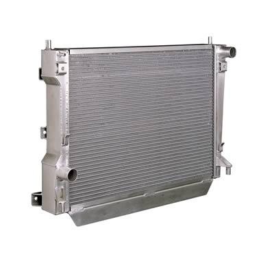 2005-2010 Ford Mustang GT Be Cool Direct Fit Aluminum Radiator